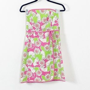 "NWT Lilly Pulitzer Breena ""French Fried"" D…"